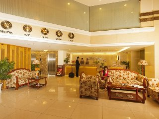 Luxury TTC Deluxe Tan Binh hotel