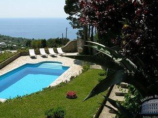 Villa in Capri & Ischia : Capri-Anacapri Area Villa San Michele