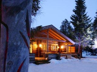 Tallero Luxury cabin, Luosto