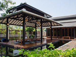 Lanna Kanchana Lovely Japanese Style Garden Villa