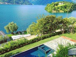 Villa in Lake Como : Menaggio Area Villa Iside, Mezzegra