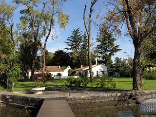 Villa in Lake Maggiore : Stresa / Lesa Area Cottage Del Lago