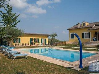 Villa in Le Marche : Macerata Area Villa Moretti, Mogliano