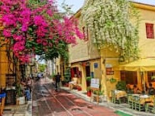 Amazing Huge FullApt Downtown Plaka,145sq.in PLAKA