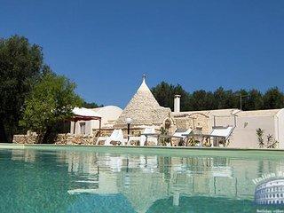 Villa in Puglia : Brindisi Area Trullo Di Michela