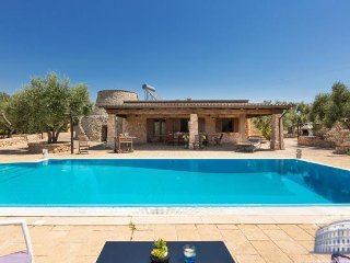 Villa in Puglia : Santa Maria di Leuca Area Villa Canterina