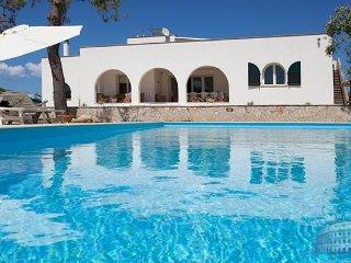 Villa in Puglia : Santa Maria di Leuca Area Villa Rossella