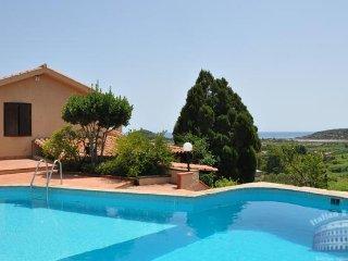 Villa in Sardinia : Cagliari Area Villa Pria, Domus de Maria