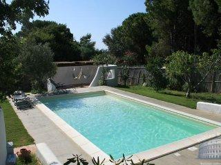 Villa in Sardinia : Cagliari Area Villa Venus, Solanas