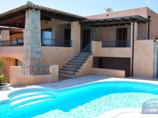Villa in Sardinia : Costa Smeralda Area Villa Ledda, San Teodoro
