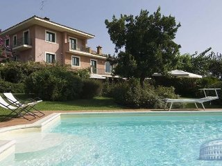 Villa in Sicily : Catania / Taormina Area Villa Etnarosea, Trecastagni