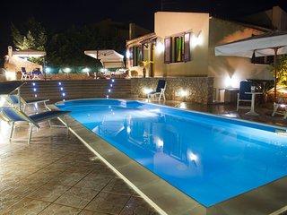 Marvellous Villa near San Vito Lo Capo, Cornino