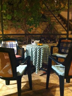 Outside dining area(2)