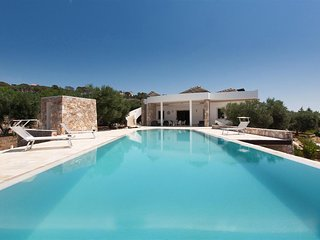 625 Luxury Villa with Pool in Casarano Gallipoli