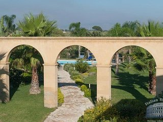 Villa in Sicily : Trapani Area Villa Atena, Triscina