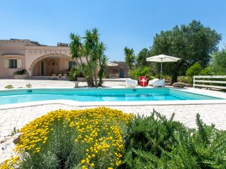 374 Trullo with Pool in Casarano Gallipoli