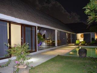 Grande villa recente 3 chambres tres calme. Super decoration.