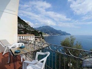 Apartment in Sorrento & Amalfi Coast : Amalfi & Ravello Area Casa Le Arche, Minori