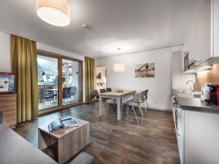 Apt. Comfort 4 persons in the centre of Kaprun