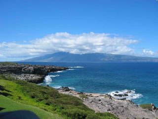 Absolutely Incomparable Gold Ocean Front Penthouse, Lahaina