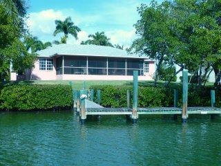 Bonita Beach Home on Estero Bay with Boat Dock Vacation Rental By Owner