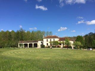 L'Abricotier, Le Moulin de Chazotte