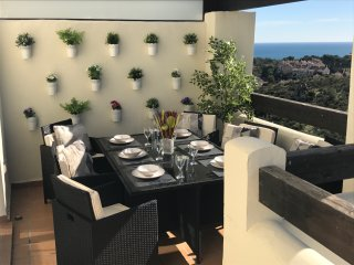 beautiful Penthouse apartment with amazing views in Benalmadena, El Arroyo de la Miel