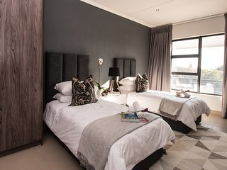 Luxurious apartments, Odyssey 164 Rivonia, situated close to entertainment, Sandton