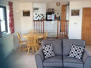 Atlantic Breeze, holiday home for 2 in Carbis Bay.