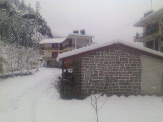 seraj home stay manali north india
