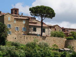 Elegant Tuscan Villa with Spa, Radicondoli