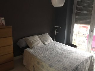 Bedroom with bathroom in Barcelona, FREE WIFI