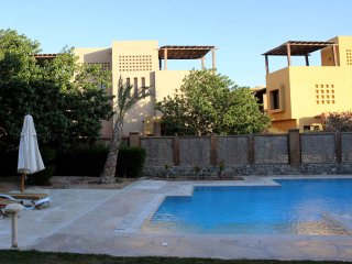 Attached House with Pool & Garden in the centre of al-Gouna, Hurghada, Egypt, El Gouna