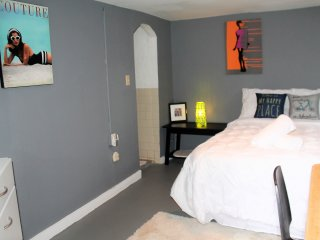 Lovely Studio near CDC, Emory, Sleeps 2, Druid Hills