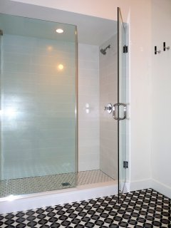 Master Bedroom Shower