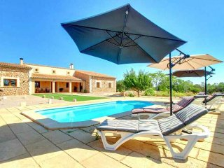 Country house in Algaida for 6 people, Mallorca