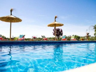 Villa 8 pax in Can Picafort- Alcudia. Private pool. Air conditioner. BBQ -00012-