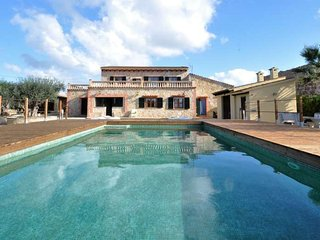 CAN FUSTERET- Country house with pool and BBQ for 12 people in Inca- 00015-  - F