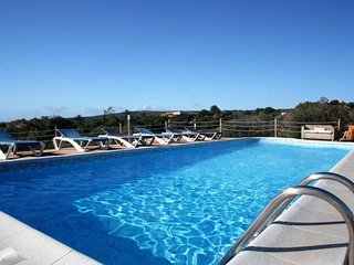 Villa for 12 people with Wifi, BBQ and private pool, in Puntiro, Mallorca