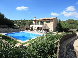 SA SINIA - Villa for 12 people with private pool - MALLORCA- 102602 - Free Wifi