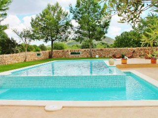 Finca for 10 people Llucmajor. Ideal for families. Son Gabriela.  Private pool.