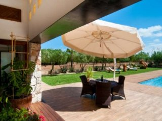 Finca in Algaida 4 pax for families. Come to Mallorca! Air conditioner. Table te