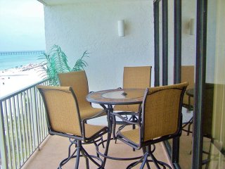 10% off 4 Spring in Tropical Breeze EBR - Beach Front, floor to ceiling glass,, Panama City Beach