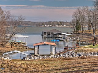 NEW! 1BR Gilbertsville Apartment on Kentucky Lake!