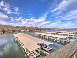 NEW! Beautiful 3BR Osage Beach Condo on the Lake!