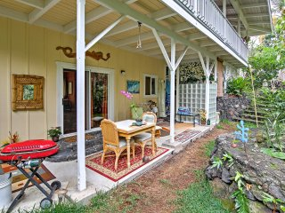 NEW! Spacious Captain Cook Studio - Walk to Beach!