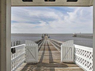 Waterfront Home w/ Dock - 31 Mi to Downtown NOLA!