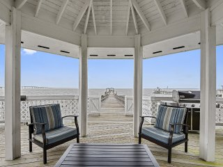 'Wild Wind' 3BR Slidell House w/450-Foot Pier!