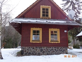 Jerry chalet, Liptovsky Jan
