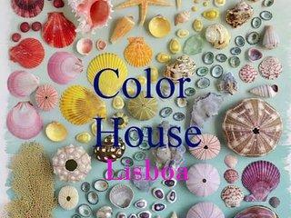 Color House in Lisbon, Lisboa